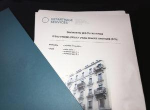 Diagnostic des tuyauteries réalisé à Genève par Détartrage Services